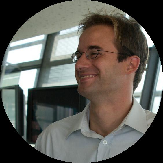 Johannes Eckstein, Mitglied der Steinbeis Consulting Group Netzwerke & IT-Strukturen (SCG N&IT)