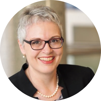 Birgit Nüchter, Mitglied der Steinbeis Consulting Group Netzwerke & IT-Strukturen (SCG N&IT)