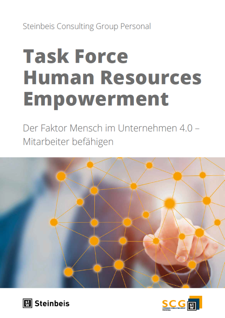 Steinbeis Consulting Group Personal HR-Empowerment Personalentwicklung Resilienz