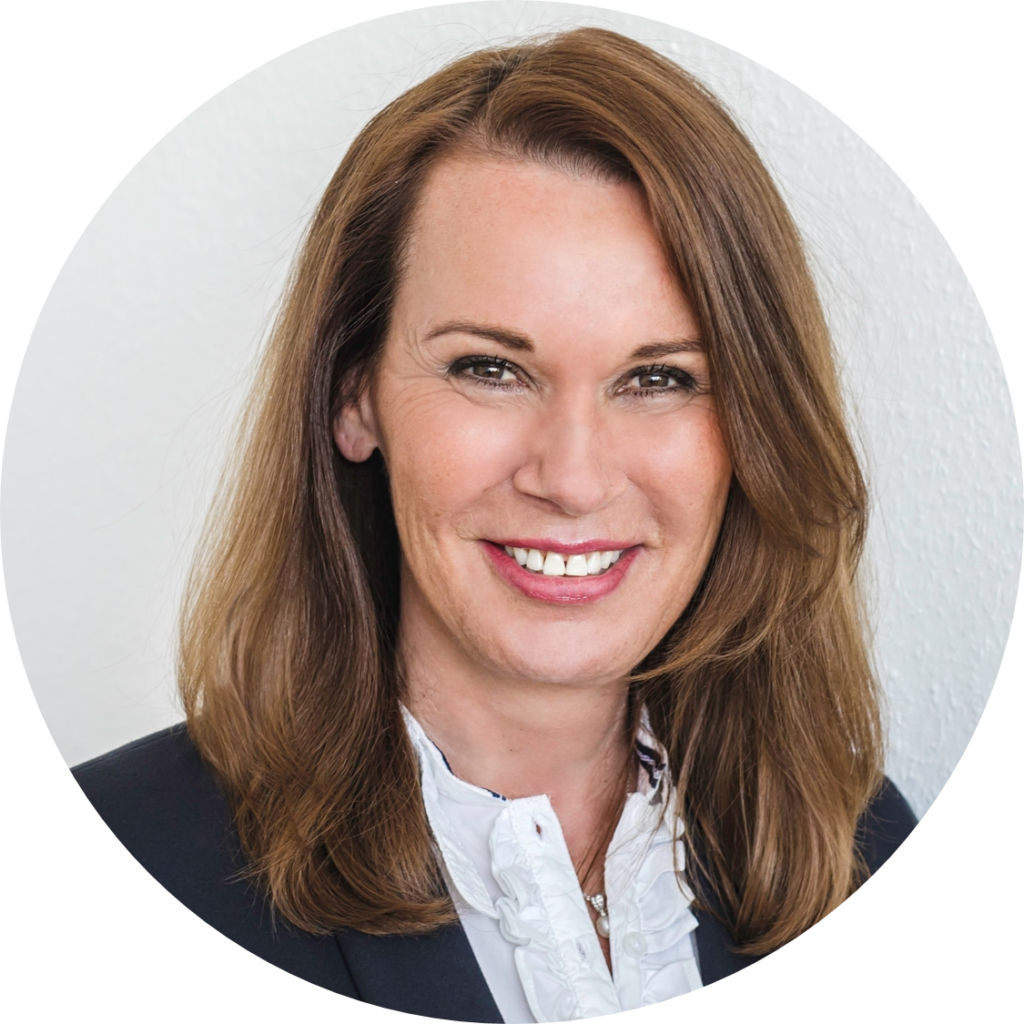 Sandra Ziehlinger, Mitglied der Steinbeis Consulting Group Personal (SCGP)